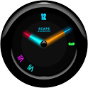 Laser Clock Widget A-ART icon