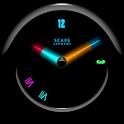 Laser Clock Widget A-ART icon
