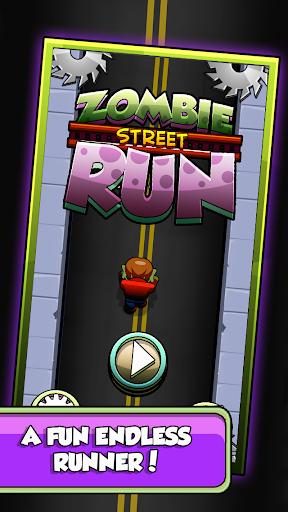 Zombie Street Run