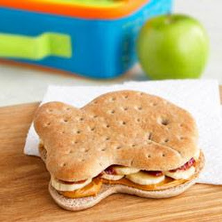 PB and J with Banana Sandwiches