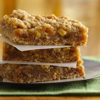 Easy Caramel-Apple Bars.