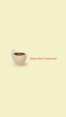 Resep Obat Tradisional - screenshot