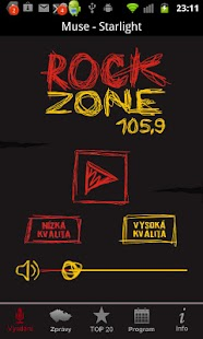 RockZone - screenshot thumbnail