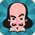 Shakespeare swear icon