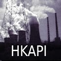 HKAPI/Hong Kong Air Pollution logo
