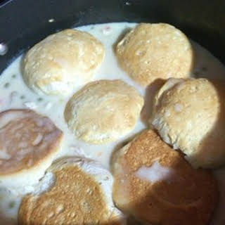 Chicken Pot Pie With Cream Of Chicken Soup Recipes.