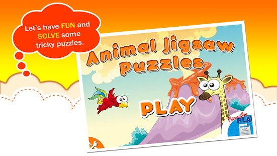 Animal Jigsaw Puzzles - screenshot thumbnail