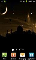 Screenshot of Taj Mahal Silhouette