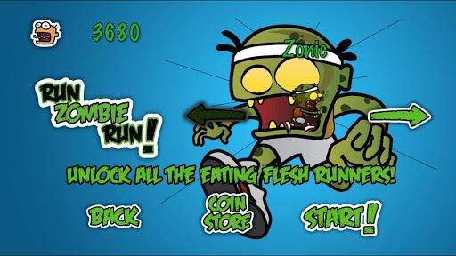 Run Zombie Run - Full