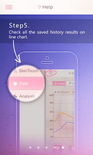 【免費生活App】SkinTouch 智能肌肤水分检测仪-APP點子