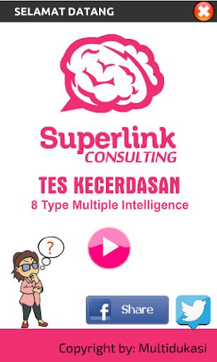 【免費教育App】Tes Type Kecerdasan-APP點子