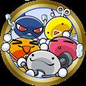 ディグポン【位置情報×パズル×RPG】 icon