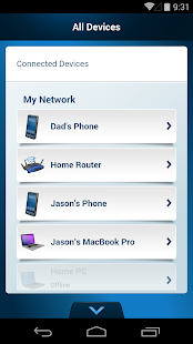 Linksys Smart Wi-Fi - screenshot thumbnail