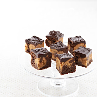 Peanut Butter Brownie Bites.