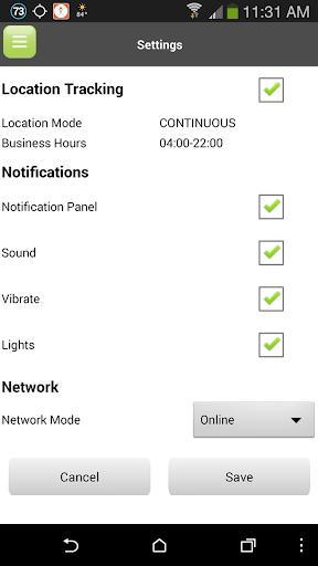 MobiWork 5.0.129 screenshots 7