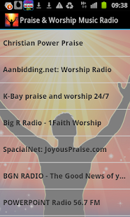 Praise Worship Music Radio