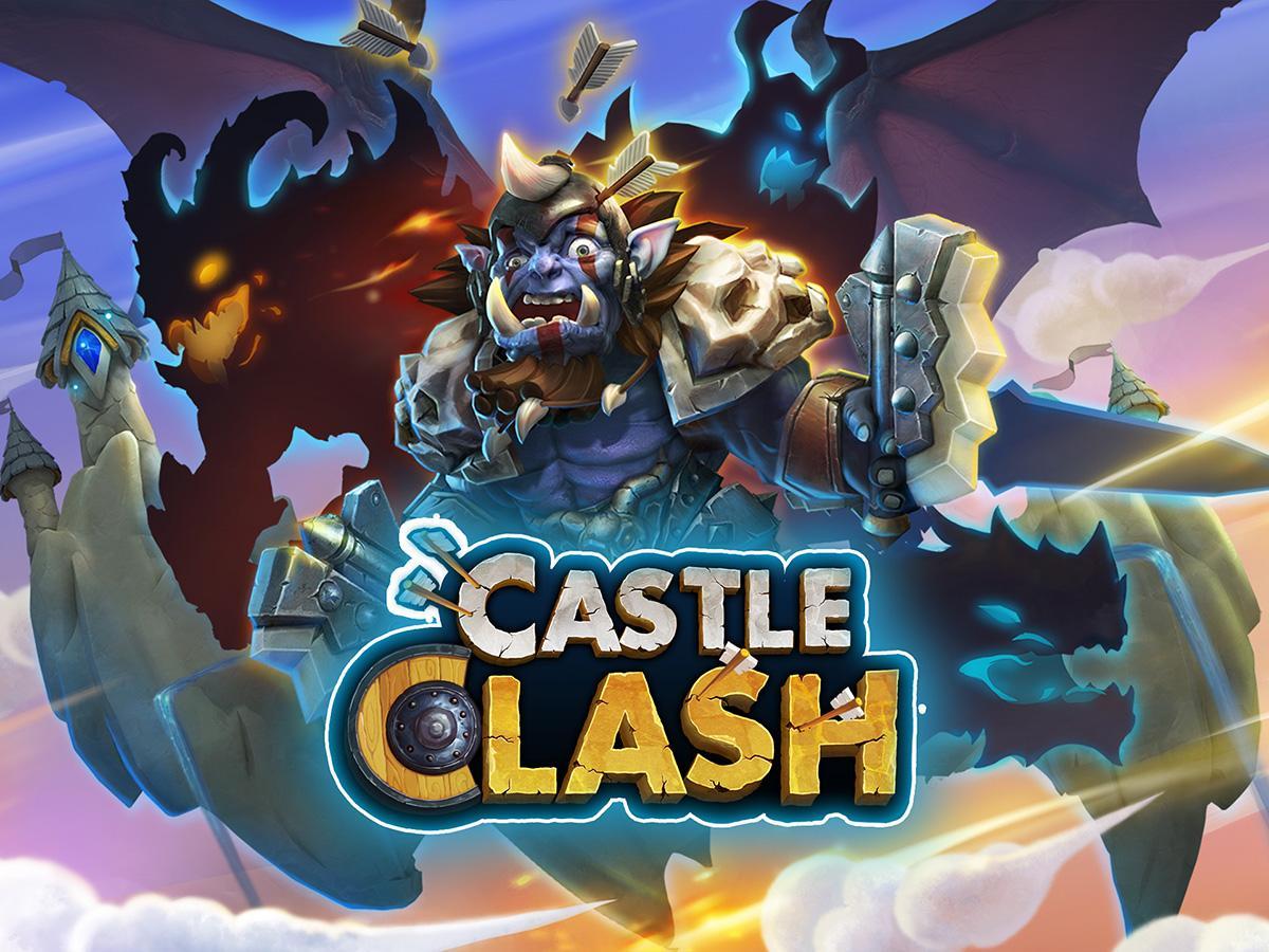 Castle Clash- screenshot