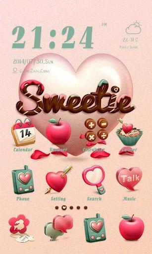 Sweetie Theme - ZERO launcher