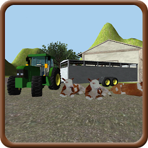 Farm Cattle Transporter 3D for PC and MAC