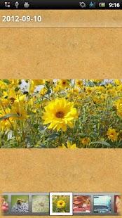 PhotoAlbum - screenshot thumbnail