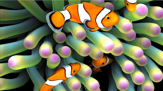 Sim Aquarium Live Wallpaper 4
