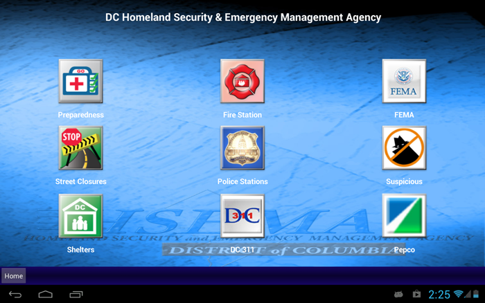 DC HSEMA - screenshot