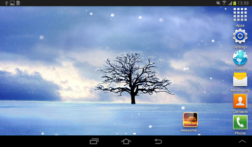 Awesome-Land Live wallpaper HD : Grow more trees 3.3.8 screenshots 11