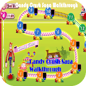 Candy Crush Guides Walkthrough