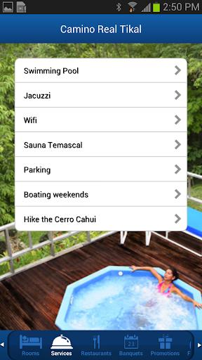 【免費旅遊App】Corporación Camino Real-APP點子