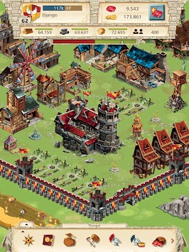 Empire: Négy Kingdoms (Polska) APK screenshot thumbnail 12