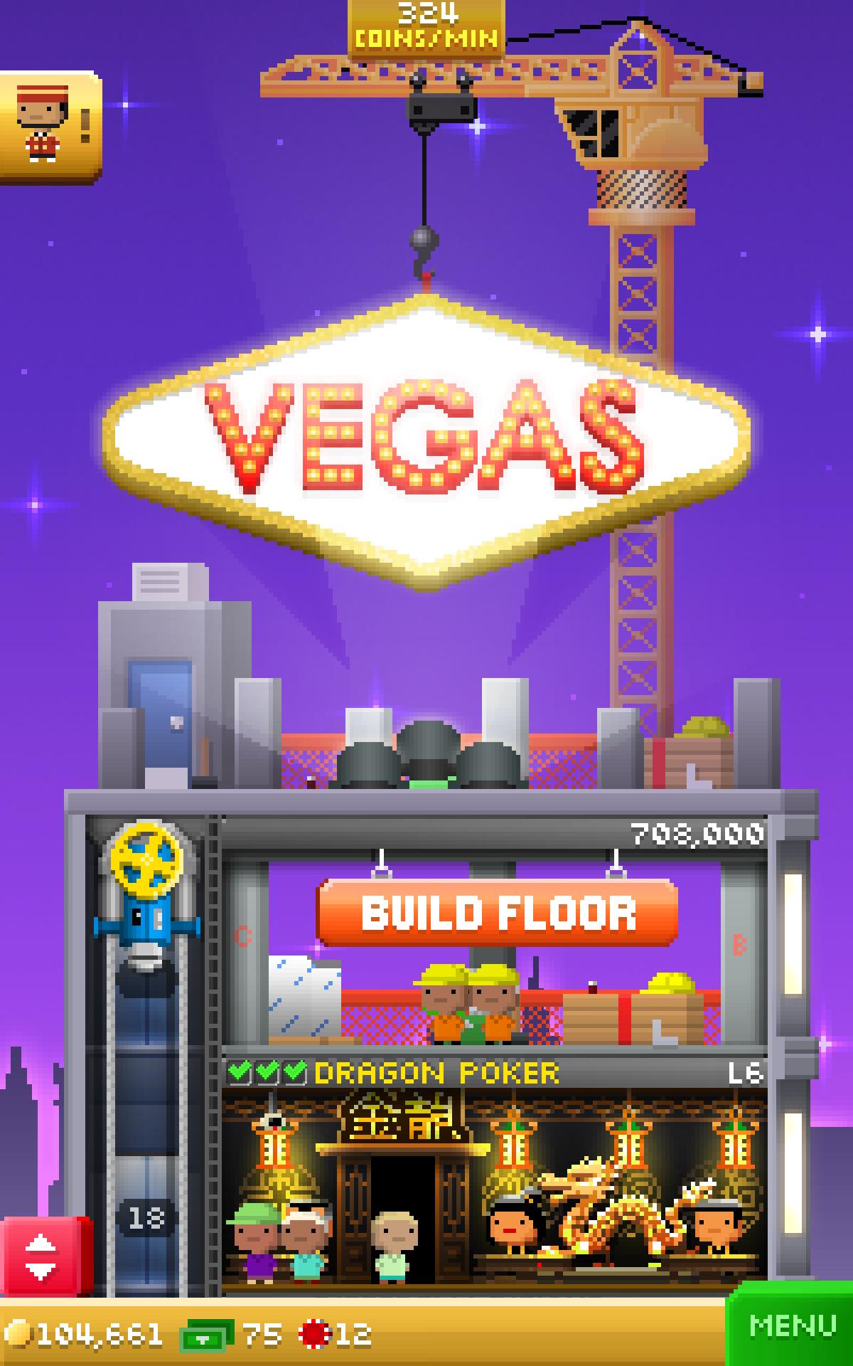 Tiny Tower Vegas screenshot #15