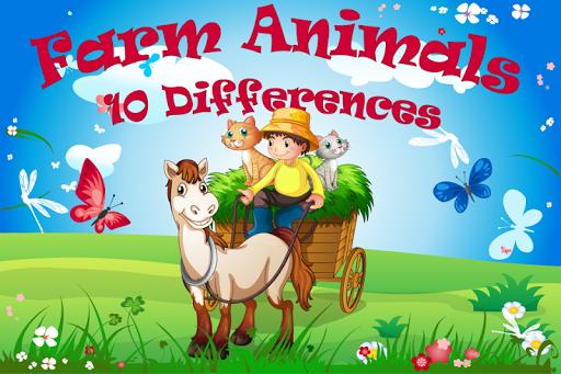 家畜10の相違点