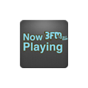 Now Playing 3FM logo