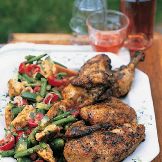 Simple Salt-and-Pepper Grilled Chicken