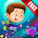 Explorium: Ocean for Kids Free icon
