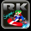 Rario Super Kart logo