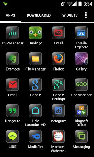 免費個人化App|Pure HD2 Apex Nova ADW Theme|阿達玩APP