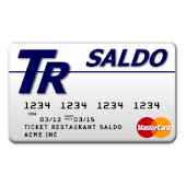 Ticket Restaurant Saldo