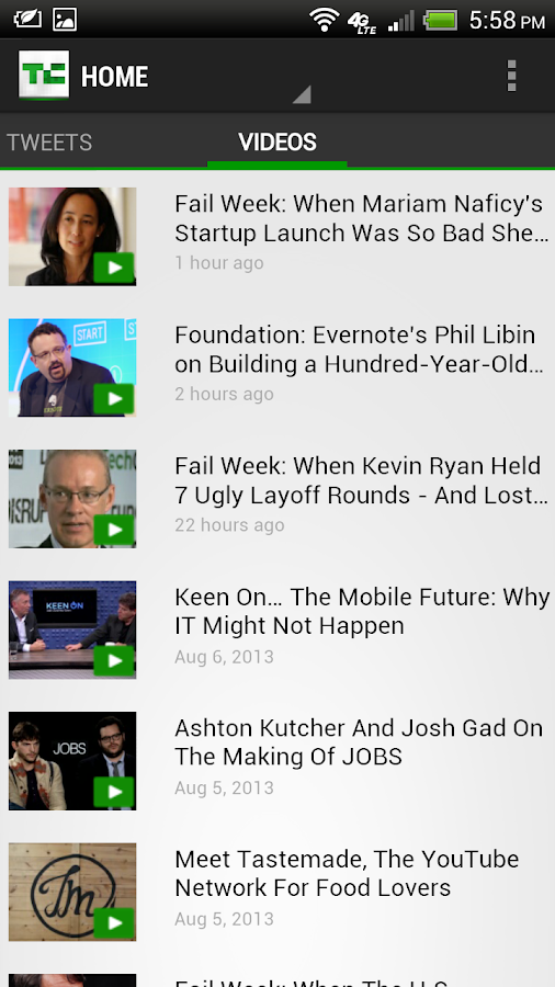 TechCrunch- screenshot