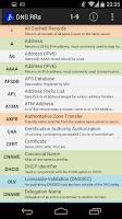 Screenshot of Network Debug (beta)