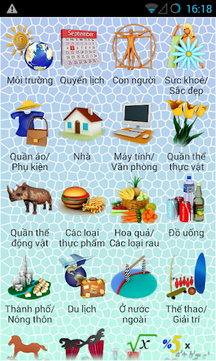 PixWord English for Vietnamese