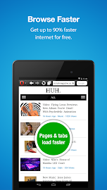 Opera Mini – Fast web browser Screenshot 1
