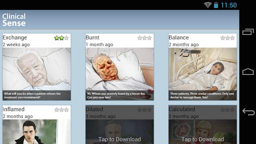 Clinical Sense 1.2.5 screenshots 1