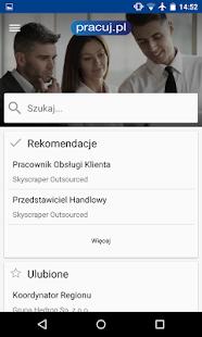 Pracuj.pl - Oferty pracy - screenshot thumbnail