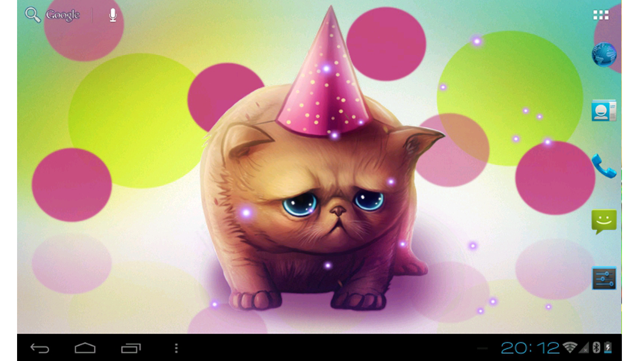 Sad birthday cat opinion