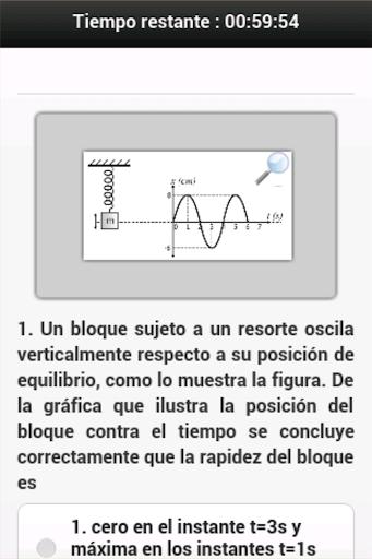 Simulador Examen ICFES 2.1.1 screenshots 3
