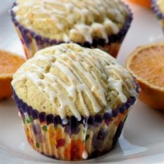 Poppy Seed Orange Muffins