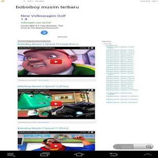boboiboy - screenshot thumbnail