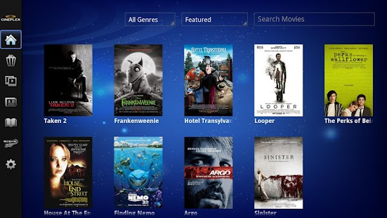 Cineplex - Google TV- screenshot thumbnail