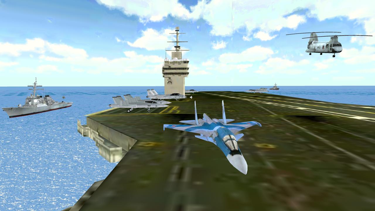 Air Wing Pro - screenshot